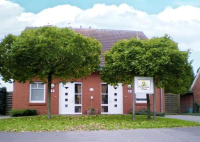 Ferienhaus Thale (rechte Doppelhaushälte)