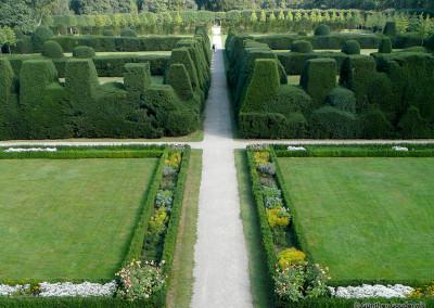 Garten des Gut Altenkamp in Aschendorf