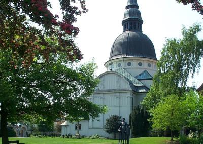 """Emsland-Dom"" St. Martinuskirche in Haren"