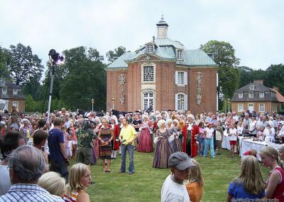 Veranstaltung Schloss Clemenswerth in Sögel