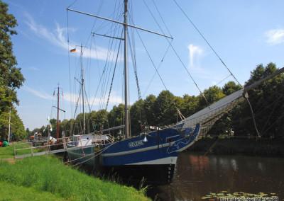 Museumsschiff Spitzpünte Helene in Haren